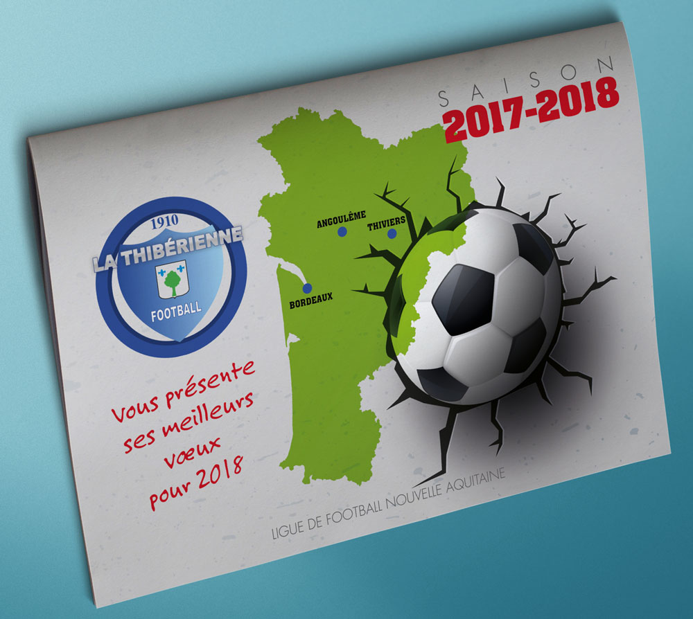 Foot Thiviers 2018
