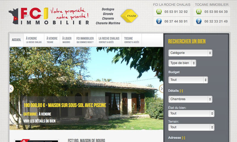 FCI Immobilier