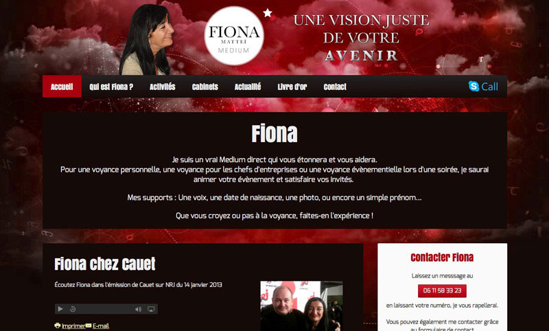 Fiona, medium direct