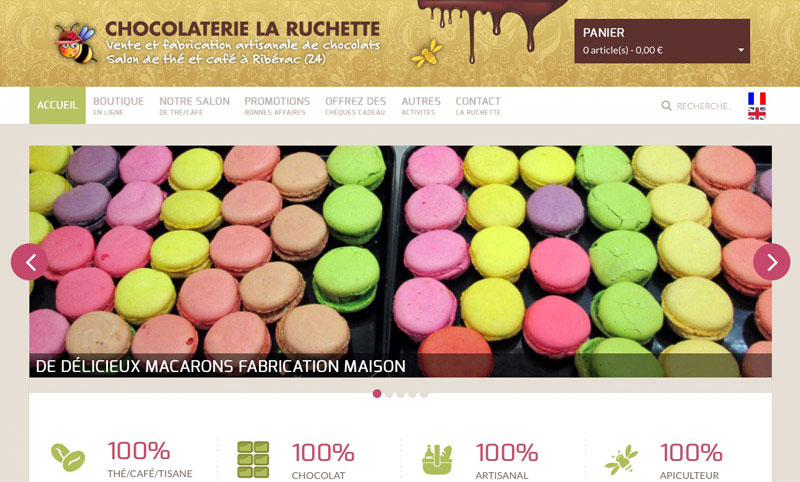 Chocolaterie La Ruchette