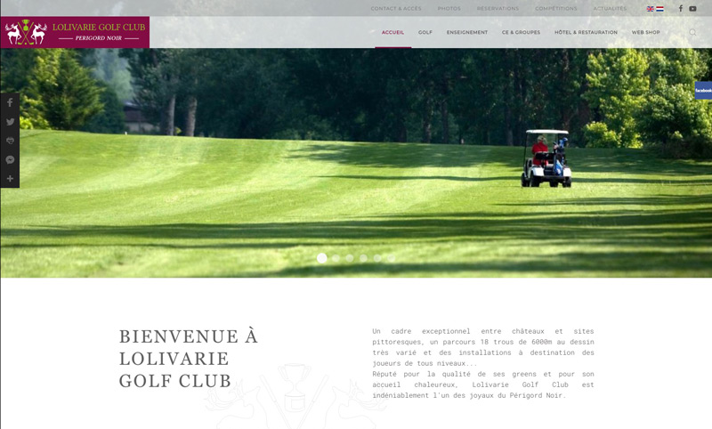 Lolivarie Golf Club